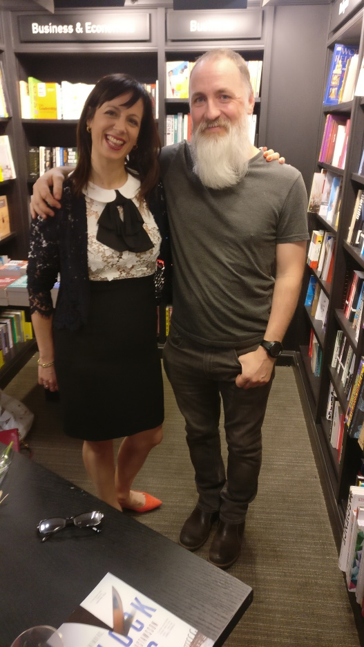 Johanna and I