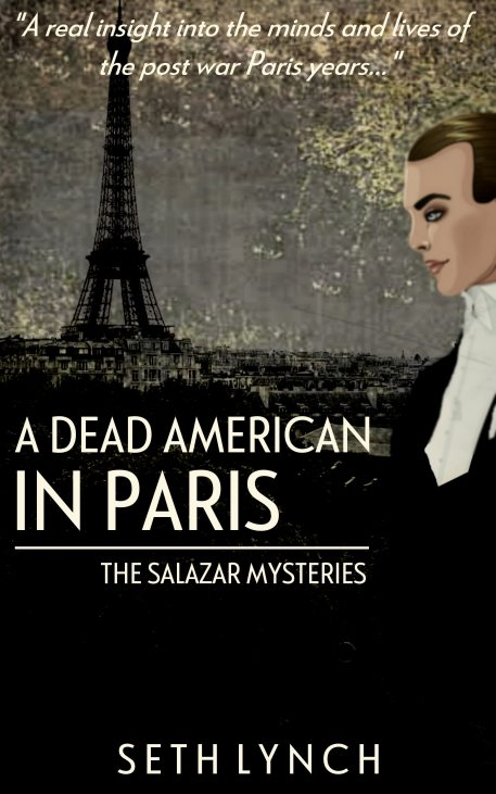 A Dead American In Paris cover