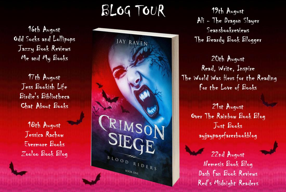 Crimson Siege Full Tour Banner