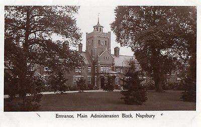 Main-Admin-Block-Napsbury-Millitary-Hospital-London-Colney