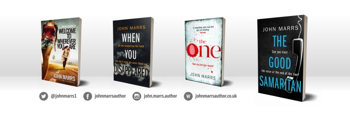 john marrs books