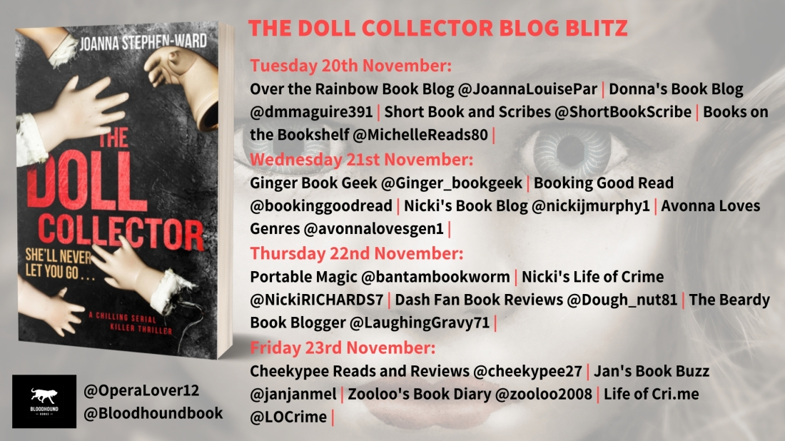 The Doll Collector banner