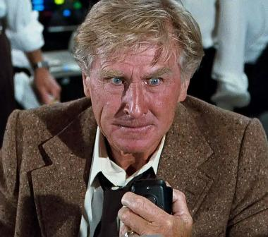 Lloyd Bridges - Airplane II