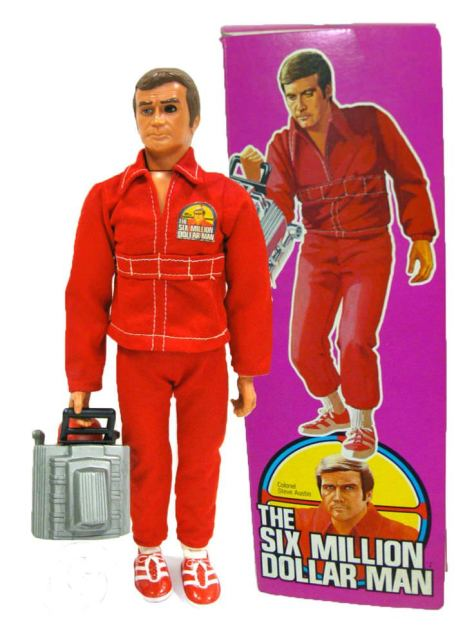 six mill dollar man
