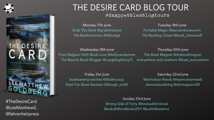 The Desire Card Blog Tour