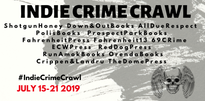 Indie Crime Crawl publishers 2